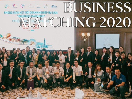 First Tourism Fair - Business Matching in Central Vietnam was hold